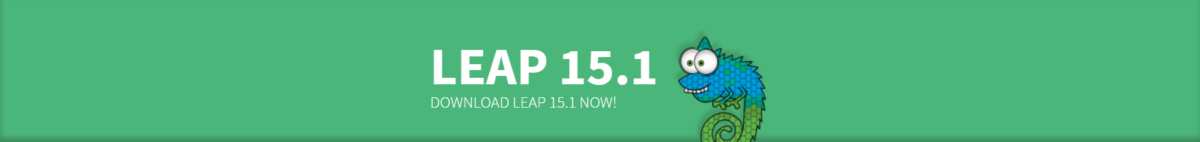 Linux – openSUSE インストール